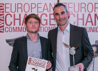 European Change Communications Award