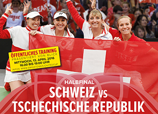 Securitas Swiss Fed Cup Team