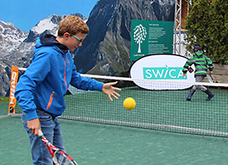 Swiss Tennis Family Day Gstaad