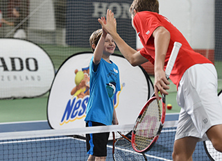 Kids Tennis Turnier